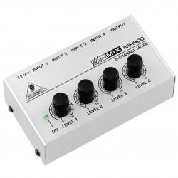 MicroMixer Behringer MX400