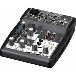 Mixer audio Behringer XENYX 502