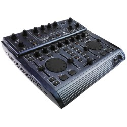 Controller Behringer Play Mix Scratch DJ BCD2000