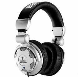 Casti audio DJ Behringer HPX2000