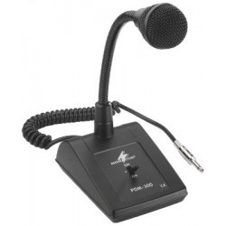 Microfon de pupitru Monacor PDM-300