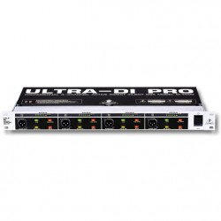 DIBox/Activ 4Canale UltraDiPRO Behringer DI4000