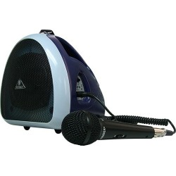 Sistem cu baterie reincarcabila si microfon Behringer EPA40
