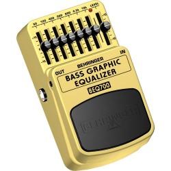 Egalizator grafic bass 7 Benzi Behringer BEQ700