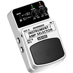 Selector AMP/Chitara Behringer AB100