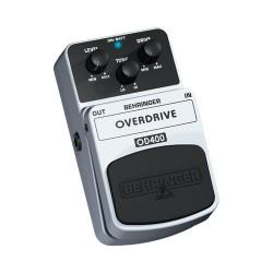 Efect pentru pedala Behringer OD400