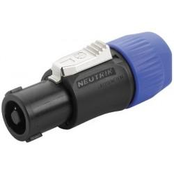 Speakon plug Neutrik NL-4FC