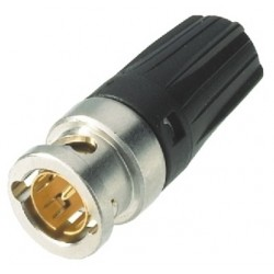 BNC plug Neutrik NBNC-75BLP7