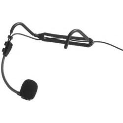 Microfon lavaliera electret headband Stage Line HSE-821SX