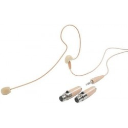 Microfon hyperlight miniature cu earband Stage Line HSE-70A/SK