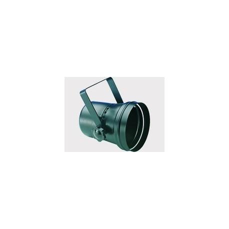 Spotlight PAR 36 CF101/1 negru JB Systems PINSPOT/BLACK