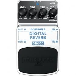 Efect pentru pedala Behringer DIGITAL REVERB DR600