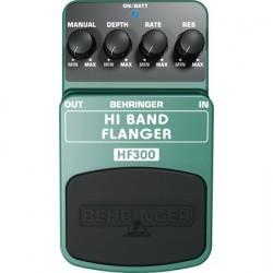 Efect pentru pedala Behringer HI BAND FLANGER HF300