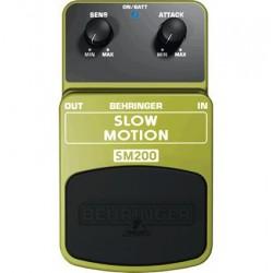 Efect pentru pedala Behringer SLOW MOTION SM200