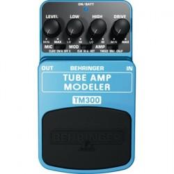 Efect pentru pedala Behringer TUBE AMP MODELER TM300