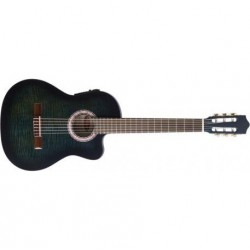 Chitara electro-acustica Stagg C546TCE-BLS