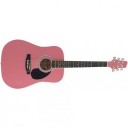 Chitara acustica Stagg SW201 3/4 PK