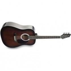 Chitara acustica Stagg SW201BKS