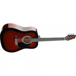 Chitara acustica Stagg SW201RDS