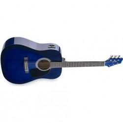 Chitara electro-acustica Stagg SW201BLS-VT