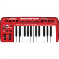Controller claviatura MIDI Behringer UMX250