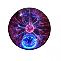 Plasma ball Blue Tech ST-201