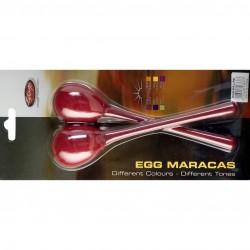 Maracas Stagg EGG-MA L/RD