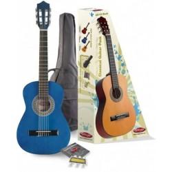 Set chitara clasica Stagg C510BL PACK