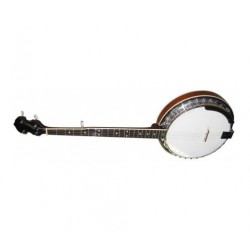 Banjo,model Western, pentru stangaci Stagg BJM30 LH