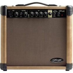Amplificator chitara Stagg 20 AA R(EU)