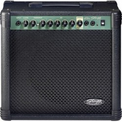 Amplificator chitara electrica Stagg 40 GA R EU