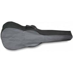 Geanta transport chitara acustica 3/4, Stagg STB-1 W3
