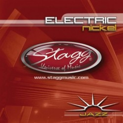 Set corzi chitara electrica Stagg EL-1254