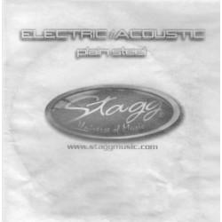 Coarda chitara electrica Stagg NIW-046