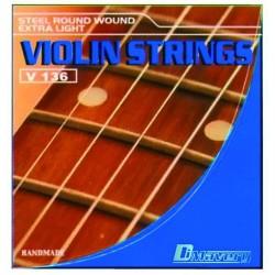Set corzi vioara, Dimavery 0.09-0.29 - V 136 (26460010)