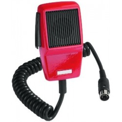 Microfon de mana pentru anunturi de urgenta Monacor MEVAC-1FH