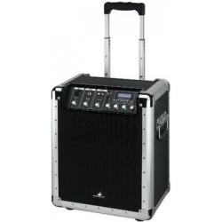 Sistem portabil amplificat Monacor TXA-15USB
