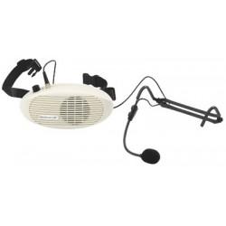 Amplificator waistband (electret microphone) Monacor WAP-3