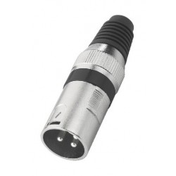 Connector XLR Stage Line XLR-207P/SW