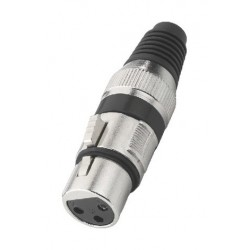 Connector XLR Stage Line XLR-207J/SW