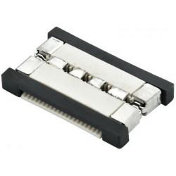 Conector pentru SMD RGB LED Monacor LEDC-1RGB