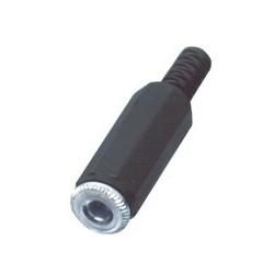 Jack mama stereo pe cablu 3,5 mm Sal SK 4K