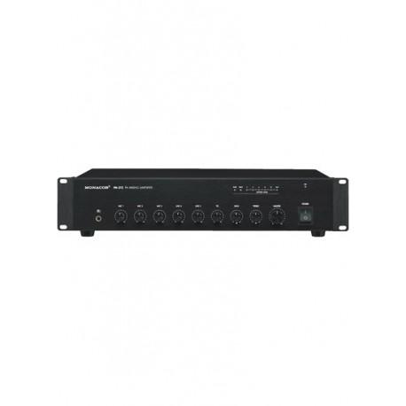 Amplificator-mixer audio 100V Monacor PA-312