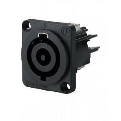 Conector panou Speakon retea Neutrik NAC-3MPHC