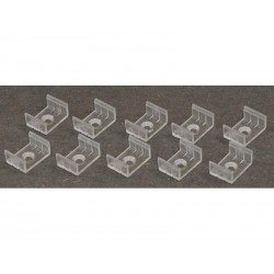 Set 10 cleme de fixare pentru ALU-SURFACE-7MM Jb Systems CLIPS ALU-SURFACE-7MM