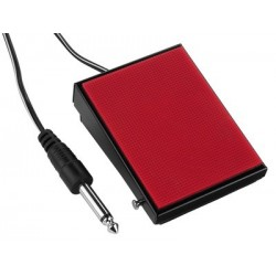 Momentary action foot pedal Stage Line FS-50