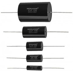Condensator de putere Monacor MKPA-10