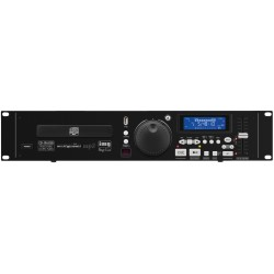 CD & MP3 player DJ Stage Line CD-196USB