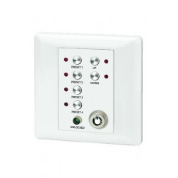 Wall-mounted remote control panel Stage Line DRM-880WP