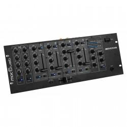 Mixer 6 canale, de rack Jb Systems MIX-6USB